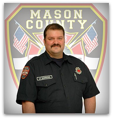 Lieutenant EMT Mike Sammons