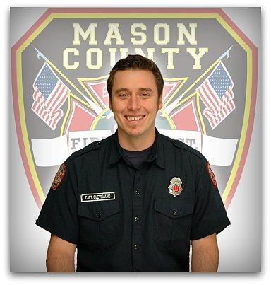 Captain Paramedic Ryan Cleveland