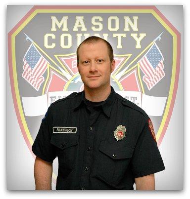 Firefighter Paramedic Jess Fulkerson