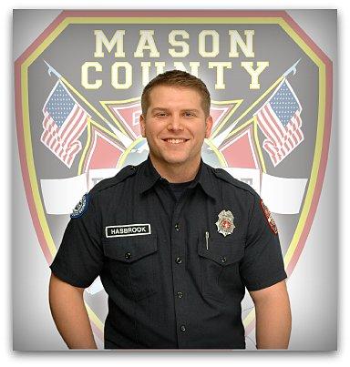 Firefighter/EMT Josh Hasbrook