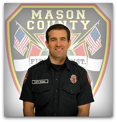 Captain EMT Jordan Reese