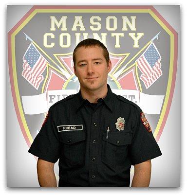 Firefighter/EMT Anthony Rhead