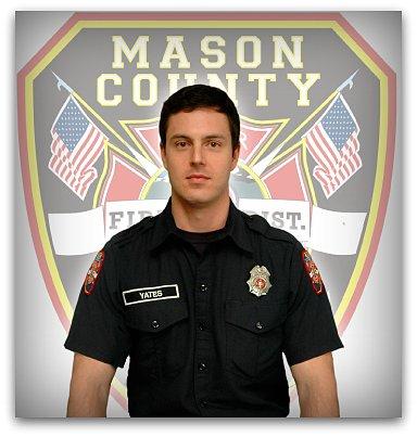 Firefighter/EMT Jeff Yates