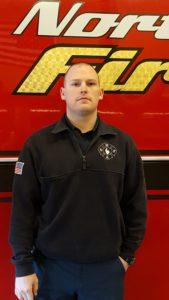 Firefighter/EMT Ryan Jones