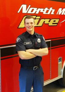 Firefighter/EMT Thomas Bailey