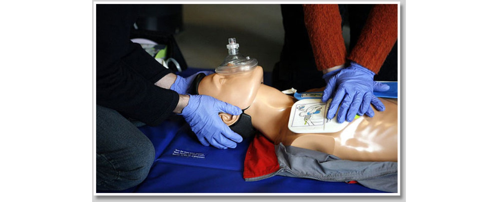 Virtual CPR Training Available NOW